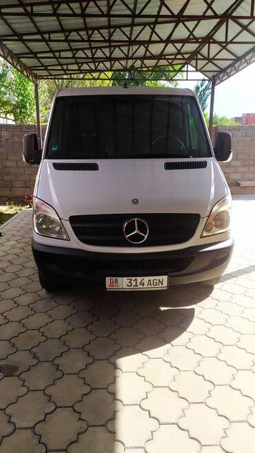 купить бус в рассрочку в Кыргызстан: Mercedes-Benz Sprinter Classic 2007