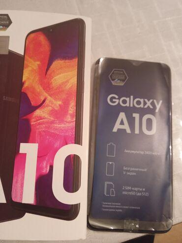 Samsung A10 | 32 GB | Göy | Sensor, İki sim kartlı