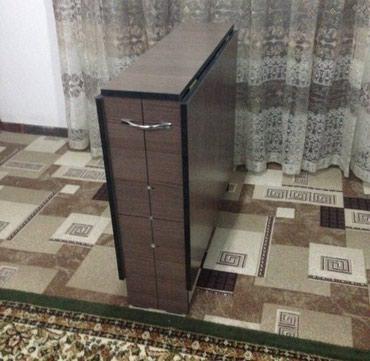 раскладной стол книжка в Кыргызстан: Продается раскладной стол книжка  Размер: 1700*800.  Высота стола: 7