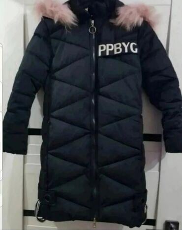 Зимняя куртка на девочку на возвраст 9-10-11-12 зависит от роста дев