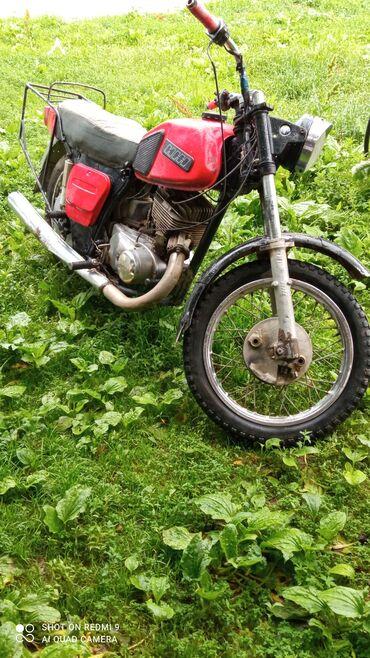 Транспорт - Кара-куль: Мотоцикл иж 1.слиндир состояние отлично города Токтогул