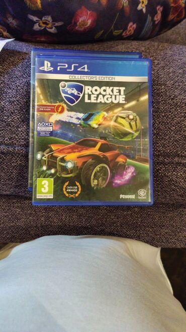Sony xperia xz - Azərbaycan: Rocket league ps 4 oyunu original diskdi