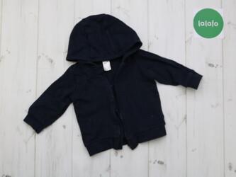 Кофта для малышей H&M на молнии 4-6 месяцев    Длина: 30 см Пог: 2