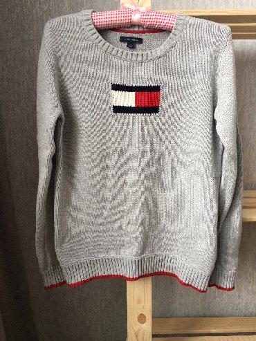 розовый свитерок в Кыргызстан: Женские свитера Tommy Hilfiger S