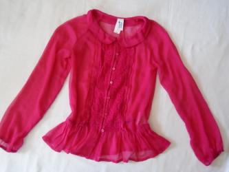 Nova cuklama C&A košuljica/bluzica 158 ili XS veličine. - Beograd - slika 2