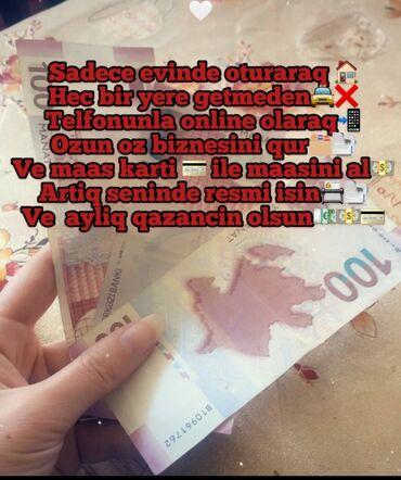 dərzi iş elanları 2018 в Азербайджан: Azerbaycanin istenilen bolgesinden olan xanimlarimiza iş teklif
