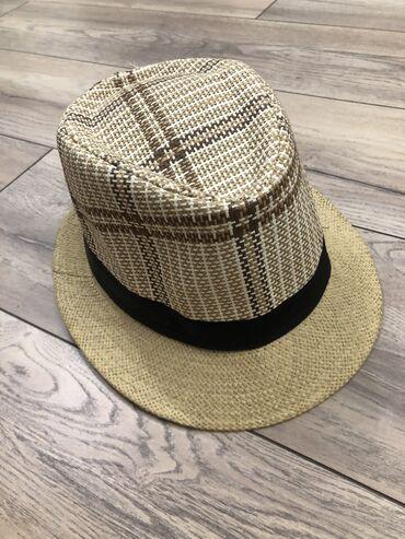 Шляпа соломенная. В идеальном состоянии