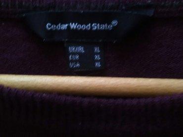 Tanji muški džemper xl odličan, lepo očuvan prijatan za nošenje i može - Pozarevac