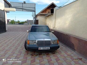 Транспорт - Бостери: Mercedes-Benz W124 2 л. 1991   15698 км