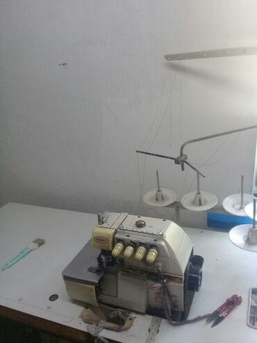 Швейные машины в Кыргызстан: Пятинитка сатылат мотору менен 15000