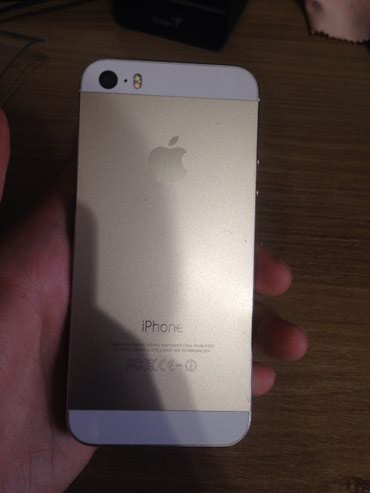 Iphone 5S 16гиг продаю в Бишкек