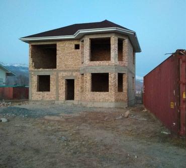 Продаю дом 157кв.м в Чолпон-Ате, участок 6 соток. 28000$. Тел: в Чолпон-Ата