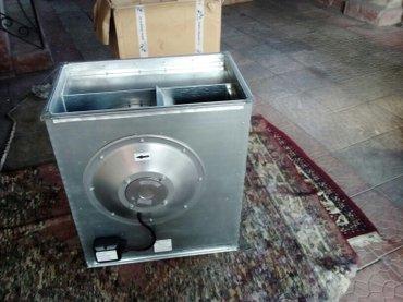 вентиляторы канальные прямоугольные. новые. два вида: вкп 50-30-4d 170 в Бишкек