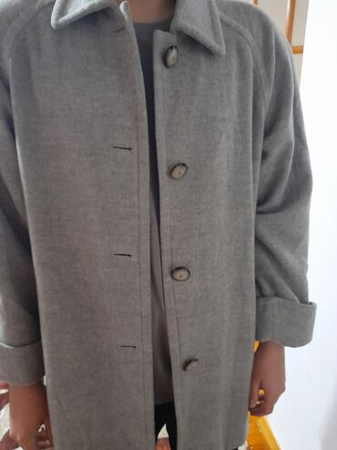 Кашемировая женская германская короткая идеальное пальто