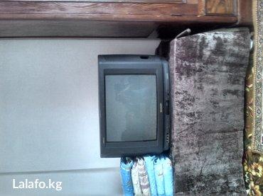 акустические системы sharp колонка в виде собак в Кыргызстан: Продаю телевизор фирмы sharp