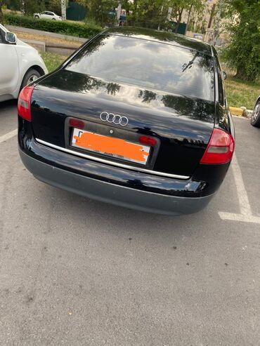 Транспорт - Орто-Сай: Audi A6 2.4 л. 2001