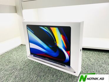 НовыйMacBook Pro 16-inch-модель-A2141-процессор-core