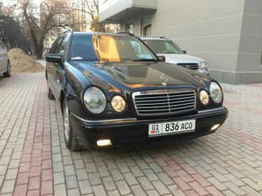 срочно продаю mercedes-benz w210 e320 идеальный( или обмен на седан ил в Бишкек - фото 6