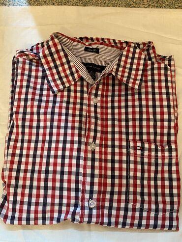 Рубашка от Tommy HILFIGERоригинал, размер Xl,XXl(46-48), высокого