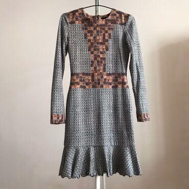 Роскошное дизайнерское платье из Кореи, шикарное качество и посадка! П