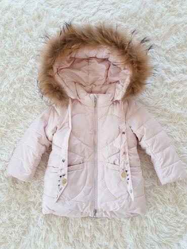 Детский мир - Кыргызстан: Куртка детская зимняя на 86см, отличное состояние. Не застиранная, ни