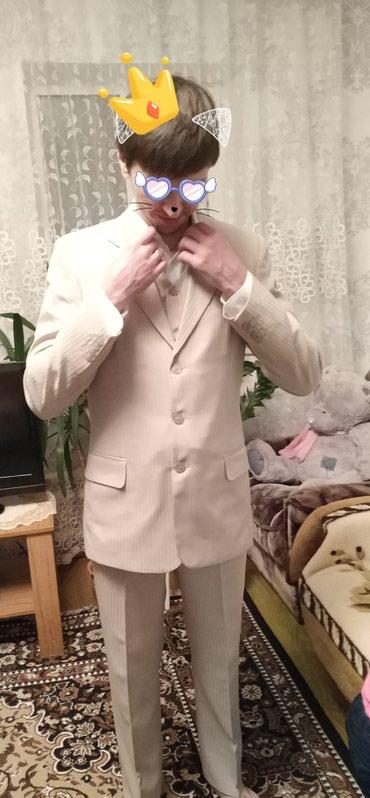 Турция костюм в идеале как новый,46 в Шопоков