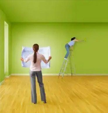 Решили начать отделочные работы или в Бишкек
