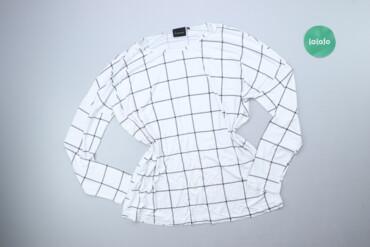 1537 объявлений: Жіноча блуза у клітинку b.younq, р. L   Довжина: 60 см Довжина рукава