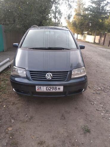 Seat - Кыргызстан: Seat Alhambra 1.9 л. 2006 | 302000 км