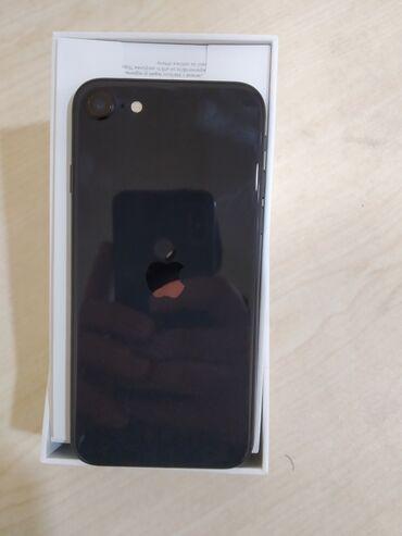 чехол iphone se в Азербайджан: Б/У iPhone SE 2020 64 ГБ Черный