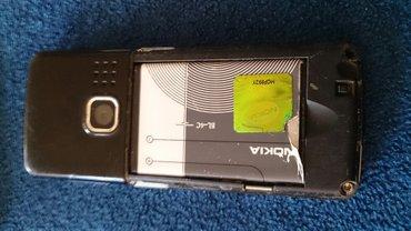 Bakı şəhərində Nokia 6300. Telefonu ehtiyyat hissesi kimi satiram , ama bele telefon
