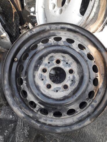 железные диски на 15 в Кыргызстан: Железные диски от 124 мерседес в хорошем состоянии