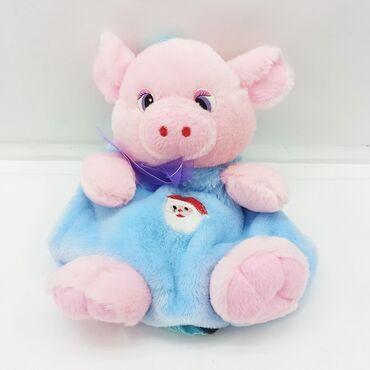 уступка будет в Кыргызстан: Рюкзачок малышам.Милая свинка на лямках будет добавлять ребенку ещё