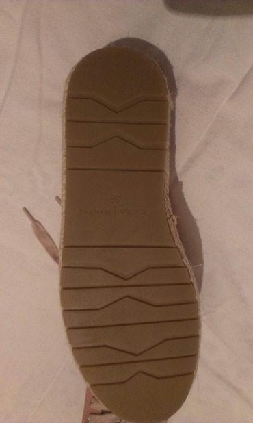 слипоны женские серебро в Кыргызстан: Обувь розовый женский 36 размер от ZARA