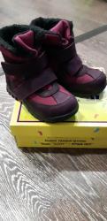 Детская обувь - Бишкек: Сапожки для девочки ортопедические очень удобные и классные