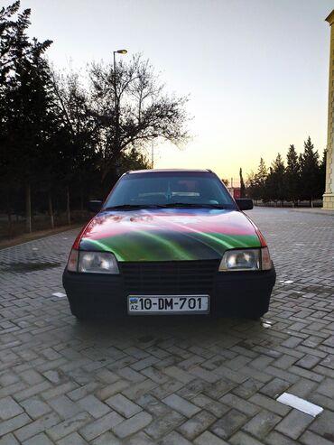 aftomat - Azərbaycan: Opel Kadett 1.3 l. 1987 | 15900 km