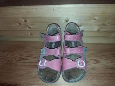 детская ортопедическая обувь для профилактики в Азербайджан: Ортопедическая обувь фирмы Mimy. Размер 31. Натуральная кожа. Жёсткий