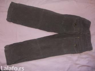 Vrlo lepe somot pantalone toplino vel 116 pogledajte i ostalo im puno - Prokuplje