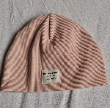H&M pamučna kapa, nova. Veličina 74/80