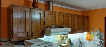 Garniture - Srbija: Kuhinja, puno drvo, 2,60 Donji elementi 140cm. Odlično stanje