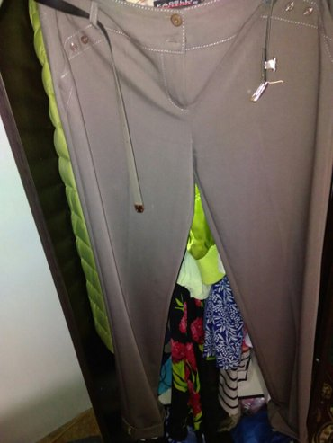 Джинсы - Кыргызстан: Брюки бермода турция kadelli,носила 2-3раза,брала за 2600