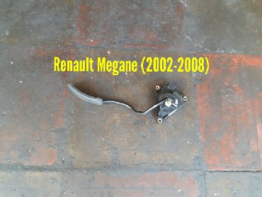 оригинальные запчасти renault - Azərbaycan: Renault Megane Qaz Pedalı