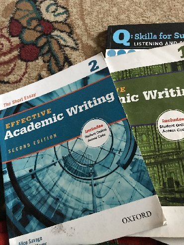 mac book в Кыргызстан: Английский язык writing book OXFORD