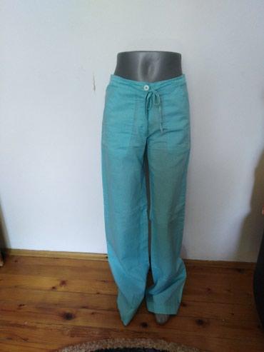 Lanene pantalone, br. 36. Moguća dostava u Bg - u - Petrovac na Mlavi