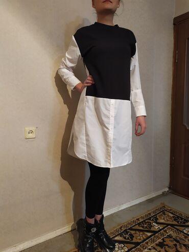 Туника-платье рубашка. Хорошего качества