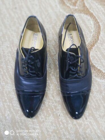 Мужской туфли 42 размера турецкий