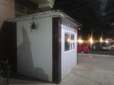 voennyj kung budka в Кыргызстан: Охранная будка размер 2.5м*3м