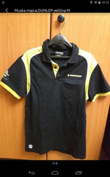 Muška odeća | Obrenovac: Muška majica Dunlop, veličina M