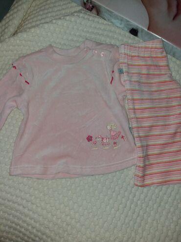 Dečija odeća i obuća - Zitorađa: Nov kompletic velicina 68cm