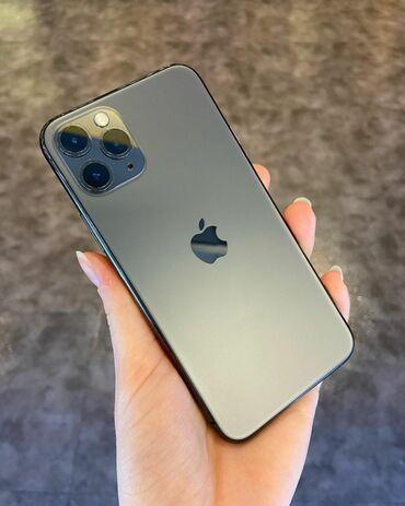 Кн 95 - Кыргызстан: Б/У IPhone 11 Pro 256 ГБ Зеленый